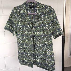 Donnkenny Classics Blouse Size S